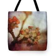 Pear Blossom Sunset 8930 Idp_2 Tote Bag