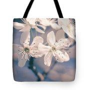Pear Blossoms 4 Tote Bag