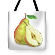 Pear Bunch Tote Bag