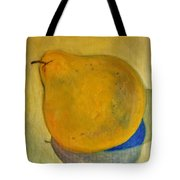 Pear Solo Two Tote Bag