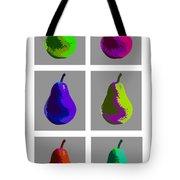 Pear X 6 Tote Bag