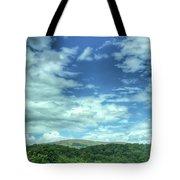 Pearisburg Virginia View Tote Bag