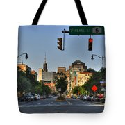 Pearl And Main Street Tote Bag