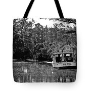 Pearl And The Sparkling Waters Tote Bag