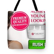 Pearl Essence Skin Cream Tote Bag