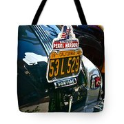 Pearl Harbor Tote Bag