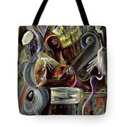 Pearl Jam Tote Bag by Ikahl Beckford