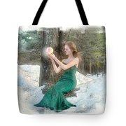 Pearl Of Light Tote Bag