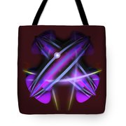 Pearl Of The Quarter Tote Bag