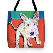 Pearl Tote Bag by Pat Saunders-White