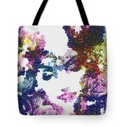 Pearls And Everything Tote Bag