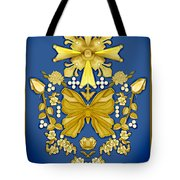 Pearls In Heaven Tote Bag