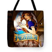 Pearls Oyster Bar Tote Bag
