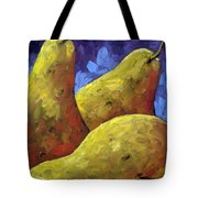 Pears For You Tote Bag