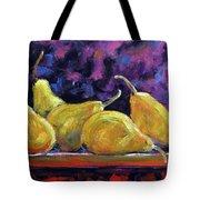Pears Mioummmmmmmmmm Tote Bag