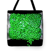 Peas Please Tote Bag