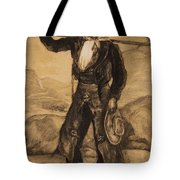 Peasant Labourers Tote Bag