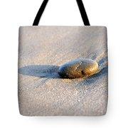 Pebble And Shadow Tote Bag
