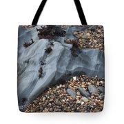 Pebble Beach Rocks 8715 Tote Bag