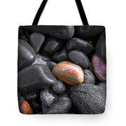 Pebble Jewels   Tote Bag