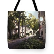 Peck Street Tote Bag