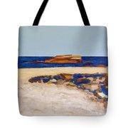 Pedersen Beach Lake Superior Tote Bag