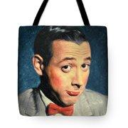 Pee-wee Herman Tote Bag