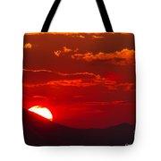 Peek-a-boo Sun Tote Bag