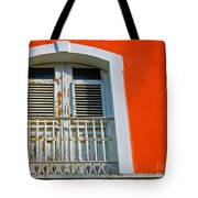Peel An Orange Tote Bag