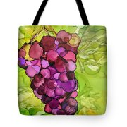 Peel Me A Grape Tote Bag