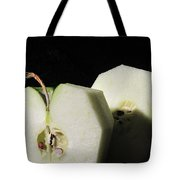 Peeled And Halved Tote Bag