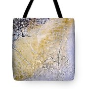 Peeling Paint And Pastels Tote Bag