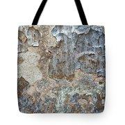 Peeling Wall. Tote Bag