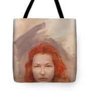 Peggy Is Fire Tote Bag