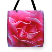 Peggy Lee Rose Bridal Pink Tote Bag