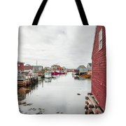 Peggys Cove 2 Tote Bag