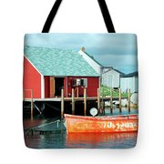 Peggy's Cove Tote Bag