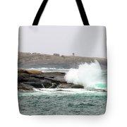 Peggys Cove Lighthouse 6127 Tote Bag