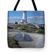 Peggys Cove Nova Scotia Canada Tote Bag