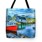 Peggy's Two Tote Bag