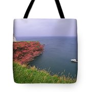 Pei Coastal Scene Tote Bag