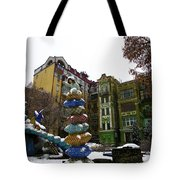 Peizazhna Alley Tote Bag