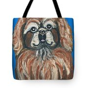 Peke For You Tote Bag