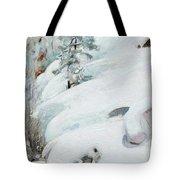 Pekka Halonen, Winter Landscape Tote Bag