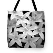 Pelargonium Graveolens Tote Bag