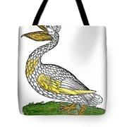 Pelican, 1560 Tote Bag