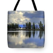 Pelican Bay Morning Tote Bag