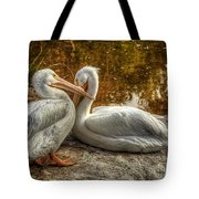 Pelican Bay  Tote Bag