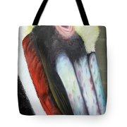 Pelican Closeup 2 Tote Bag