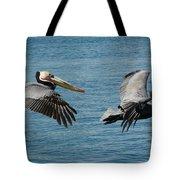 Pelican Duo Tote Bag